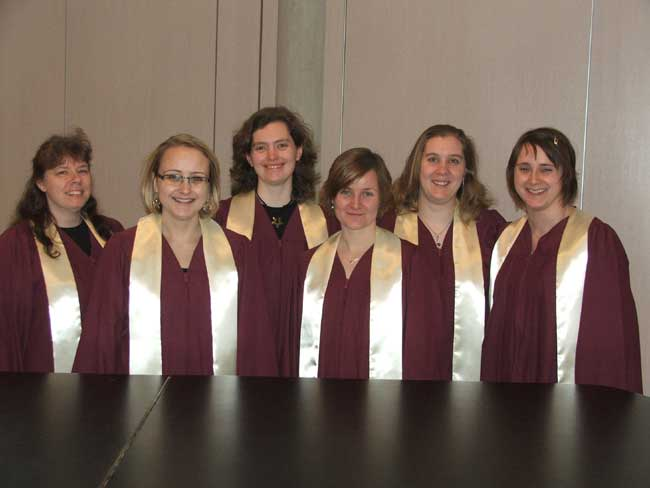 2010 Der Chor - Sopran 1
